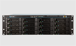 NewTek Remote Storage Powered by SNS 16-bay