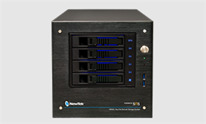 NRSD | NewTek Remote Storage Powered by SNS 4-bay Desktop