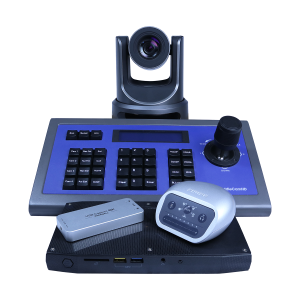 PTZOptics 20X Live Streaming Kit (2 Camera Maximum)