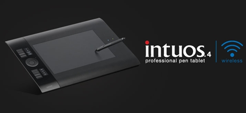 New Drivers: Wacom Intuos4 Wireless Tablet