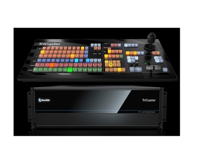 TriCaster TC1 PLUS Bundle (TriCaster TC1 R3 and TC1SP)