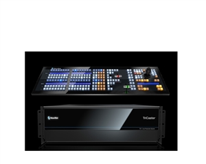 TriCaster TC1 PLUS Select Bundle (includes TriCaster TC1 R3 and 2 Stripe Panel)
