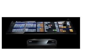 TriCaster TC1 SELECT Bundle (TriCaster TC1 2RU and 2 Stripe Panel)
