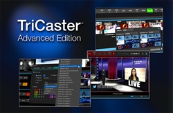 TriCaster Advanced Edition for TriCaster Mini