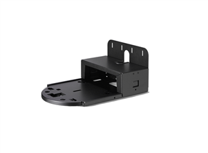 Wall Mount for PTZ Vide Cameras, Black Color