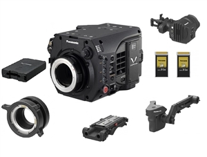 VariCam LT 4K Super 35mm Cinema Camera PRO w/memory cards Plus
