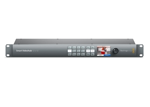 Blackmagic Design Smart Videohub-4K 12x12