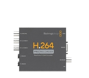 Blackmagic Design H.264 Pro Recorder