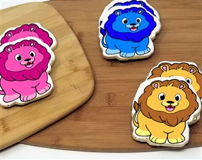 Wicked Lion Sugar Cookies