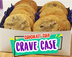 Chocolate Chip CRAVE CASE