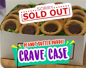 Peanut Butter Puddle CRAVE CASE