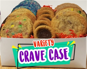 Variety Cookie CRAVE CASE