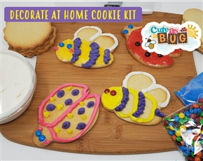 Decorate at Home Cookie Kit - Cute as a Bug