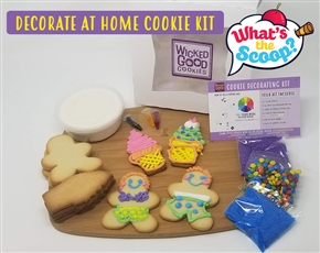Decorate at Home Cookie Kit - What's the Scoop?