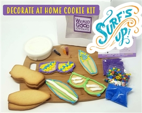 Decorate at Home Cookie Kit - Surfs Up