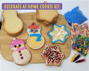 Decorate at Home Cookie Kit - Snow Day