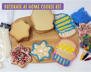 Decorate at Home Cookie Kit - Baby Its Cold Outside