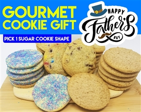 DYO Father's Day Gourmet Cookie Gift Box