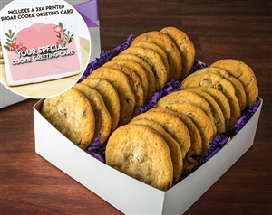 Chocolate Chip Cookie Gift Box