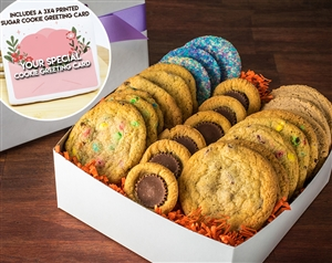Variety Cookie Gift Box