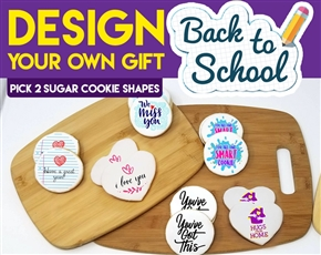 Design a Care Package Sugar Cookie Gift