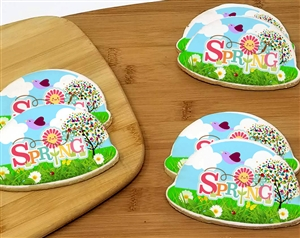 Beautiful Spring Day Cookie Favor