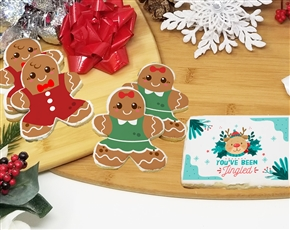 Winter Jingled Box - Cookie Family