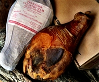 Aged Whole Hickory Smoked Country Ham