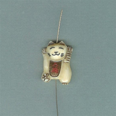 Photo of The Meneki Kitty Bead