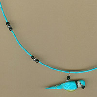 Perspicacious Parrot Necklace Kit