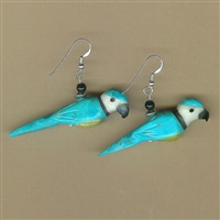 Perspicacious Parrot Earrings Kit