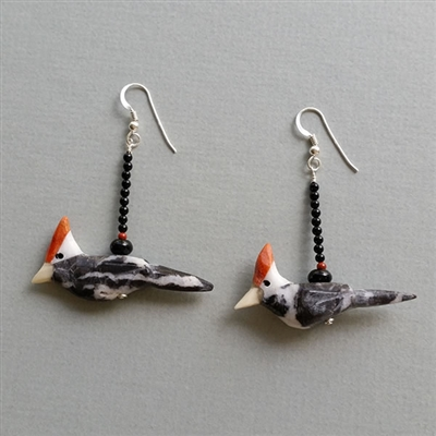 Photo of The Wily Woodpecker Earrings Kit