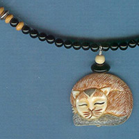 Cat Nap Necklace Kit