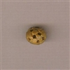 Bone Bead - Open Basketweave - 12mm