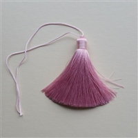 Photo of Pure Silk Pink Tassel