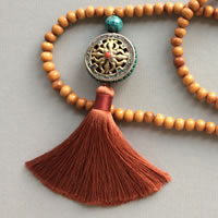 Photo of The Tibetan Mala Kit with tassel