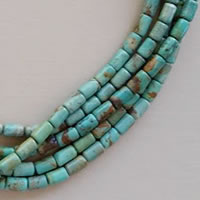 Photo of Kingman, Arizona Natural Turquoise Beads