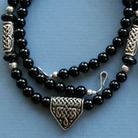 Photo of The Celtic Winter Necklace Kit