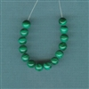 Malachite Beads - 6mm