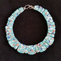 Photo of Reversible Necklace by Charlene Sanchez Reano