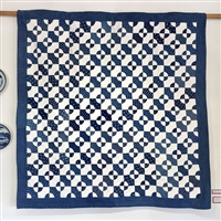 "Photo of Robbing Peter to Pay Paul Quilt, 62"" X 62"""