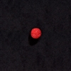 Cinnabar - 15mm sphere, long life symbol