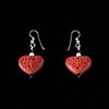 Cinnabar Love Charm Earrings Kit