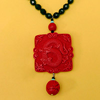 Imperial Dragon Necklace Kit