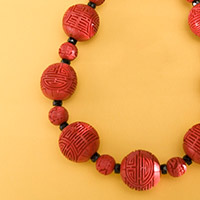 Midnight in the Forbidden City Necklace Kit