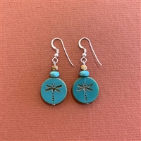 Photo of The Dragonfly's Dream Earrings Kit