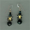 Dinner at Downton Abbey Earrings Kit - 1