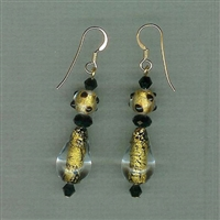 Dinner at Downton Abbey Earrings Kit - 2