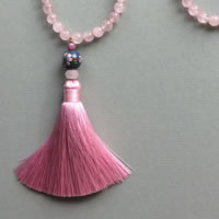 Photo of Cherry Blossom Tassel Necklace Kit