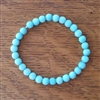 Photo of 6mm 6mm Matte Finish Amazonite Bracelet Kit